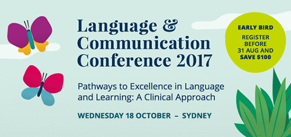 Language & Communication <br /><br />Conference 2017